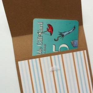 Gift Card Holder Baby Boy Baby Show..