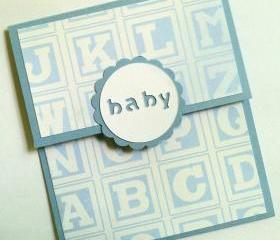Baby Gift Card Holde..